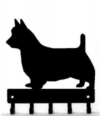 Australian Terrier Dog Key Rack/ Leash Hanger