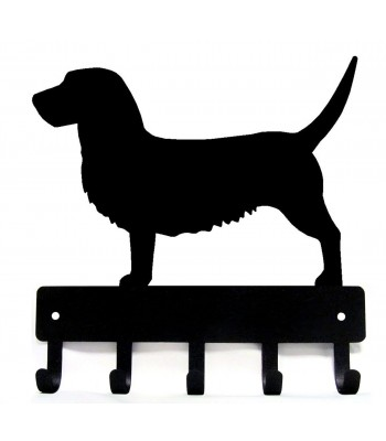 Basset Fauve Dog Key Rack/ Leash Hanger