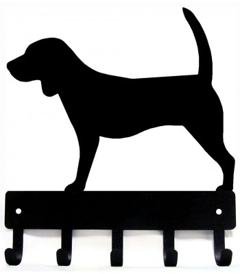 Beagle Dog Key Rack/ Leash Hanger