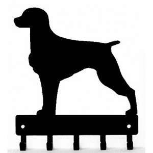Brittany Terrier Dog Key Rack/ Leash Hanger