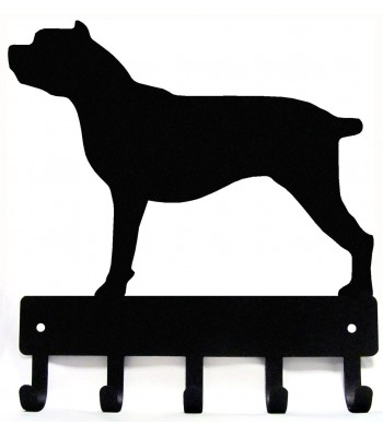 Cane Corso Dog Key Rack/ Leash Hanger