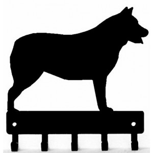 Cattle Dog - Dog Key Rack/ Leash Hanger
