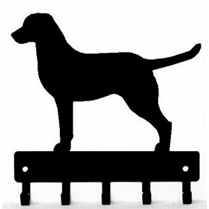 Chesapeake Bay Retriever Dog Key Rack/ Leash Hanger