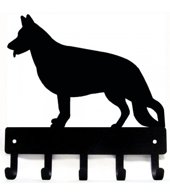 German Shepherd (Standing)  Dog Key Rack/ Leash Hanger