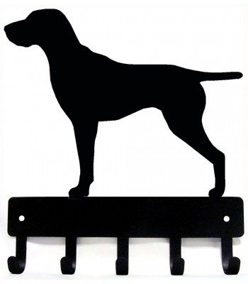 GSP German Shorthaired Pointer Dog Key Rack/ Leash Hanger