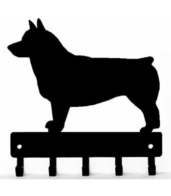 Swedish Vallhund Dog Key Rack/ Leash Hanger