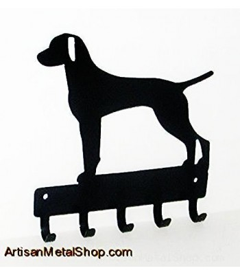 Vizsla Dog Key Rack/ Leash Hanger