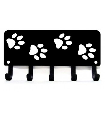 Walking paws Key Rack/ Leash Hanger