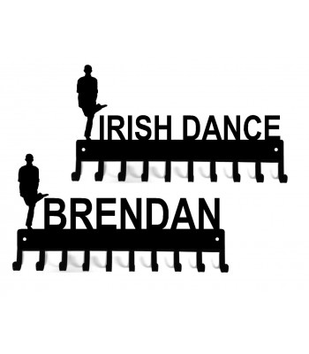 Irish Dance Medal Hanger - Male #4