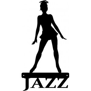 Dance Art SIgn - Jazz Dancer