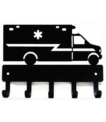 Ambulance Emergency Vehicle EMT - Key Rack