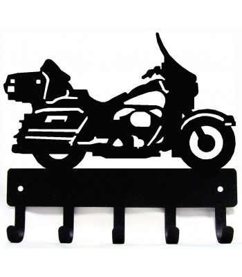 Motorcycle #03 Touring Style  - Key Rack
