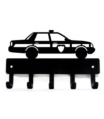 Police Car/ Cruiser Key Rack