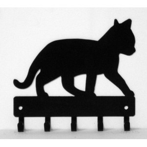 Cat #12 Key Rack with hooks