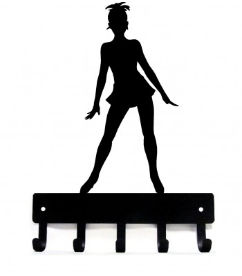 Jazz Dance Key Rack