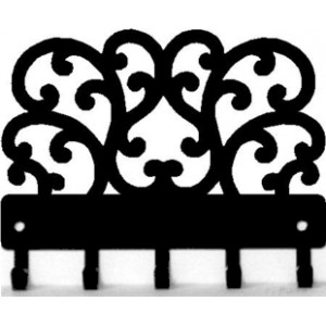 Decorative Scroll K10 - Key Rack