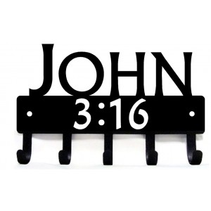 JOHN 3:16 Faith - Key Rack