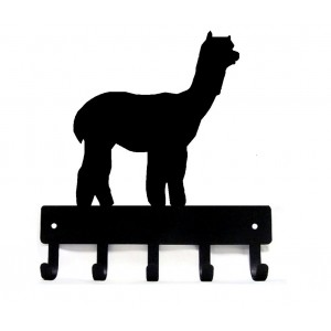 Alpaca Key Rack/ hook rail