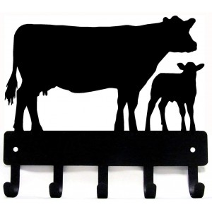 Cow & Calf Farm - Key Holder/ Rack