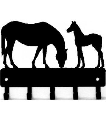 Key Rack -  Horse and colt