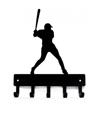 Baseball Batter - Key Rack