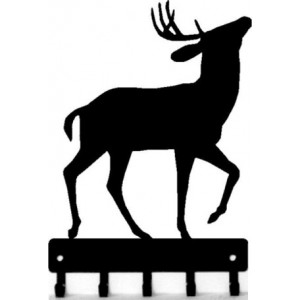 Buck Deer 28a - Key Rack