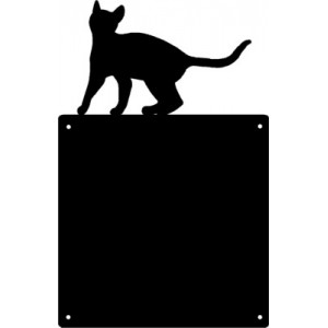Cat #18 Magnetic Memo/ Bulletin Board