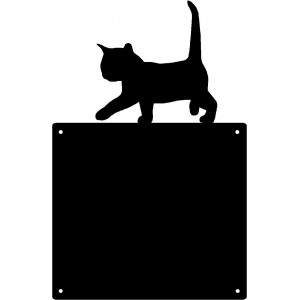 Cat #02 Magnetic Memo/ Bulletin Board