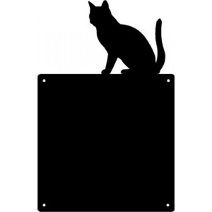 Cat #03 Magnetic Memo/ Bulletin Board