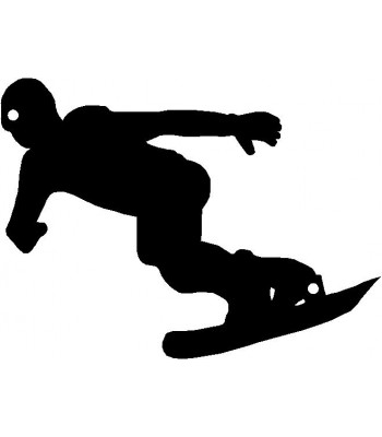 Sport Snowboarding 3 Wall Art Room Decor