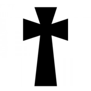 Cross #4 Religious Wall Art  Room Decor